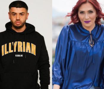 """Noizy e quajti """"dhëmbë-kalbur"""", moderatorja shqiptare flet për sherrin: U ndjeva e viktimizuar"""