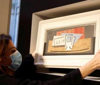 Kur fati të troket në derë, italiania fiton në lotari pikturën 1 milion euro të Pablo Picasso-s