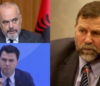 Kriza në Shqipëri/ Shinasi Rama: Jeni në diktaturë. Brekët i keni firmato? Por të prodhuara në Kinë e Bangladesh