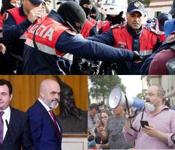 Arrestimi/ A po i frikësohet Rama hijes së Kurtit në Tiranë?