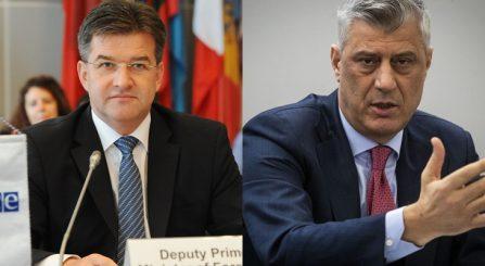 Kërcënon Thaçi: Nuk do të përfshihem në proceset që udhëhiqen nga Miroslav Lajçak