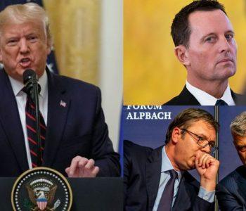 """Çlirohet """"ferri""""! Urdhri i Trump drejtuar Grenell për Kosovën"""