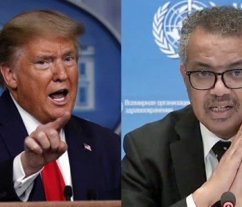 Tashmë është zyrtare/ SHBA tërhiqet përfundimisht nga OBSH, ja deklarata e fortë e Donald Trump