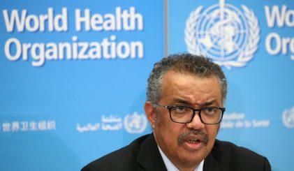 OBSH: 20 maji, dita që shënon rekord infektimesh që nga shpallja e pandemisë