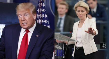 Pas largimit nga OBSH, Europa i përkulet dhe i kërkon Amerikës të shqyrtojë vendimin